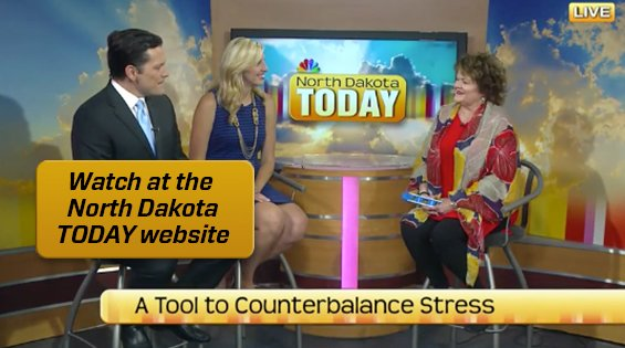 Watch Amy Dee on North Dakota TODAY