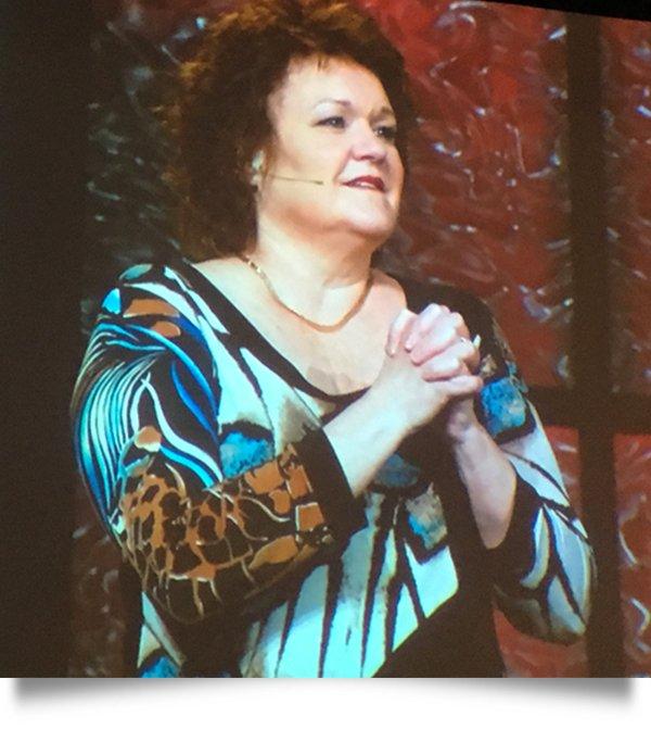 Amy Dee keynote speaker for healthcare