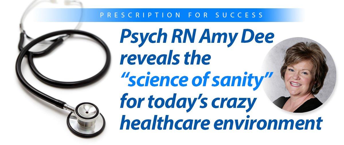 Psych nurse AmyDee reveals the
