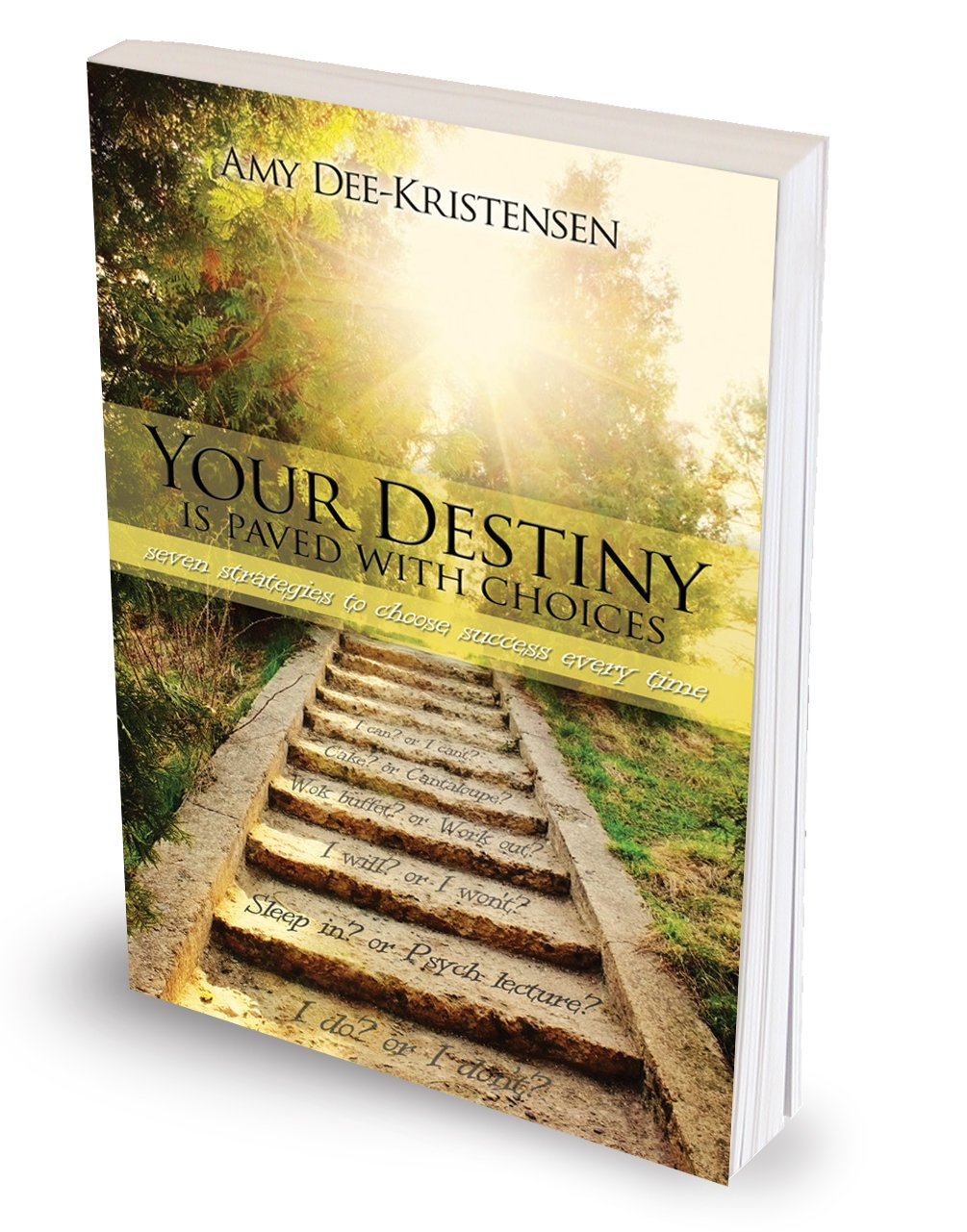 Funny motivational speaker Amy Dee Your Destiny Is Paved With Choices