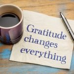 Funny Motivational speaker Amy Dee's blog about Gratitude